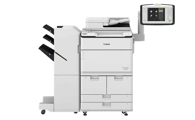 canon copiers