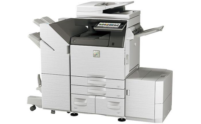 sharp copiers
